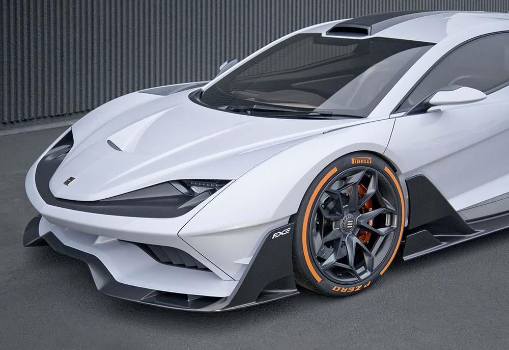 Шины P Zero от Pirelli