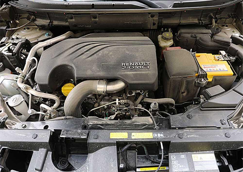 Агрегат Renault 2.0 dCi