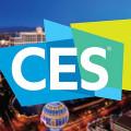 Эмблема выставки CES 2018