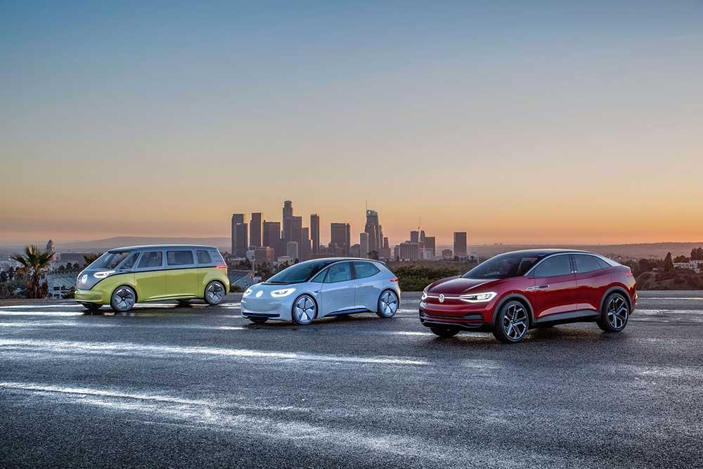 Концепты Volkswagen I.D.