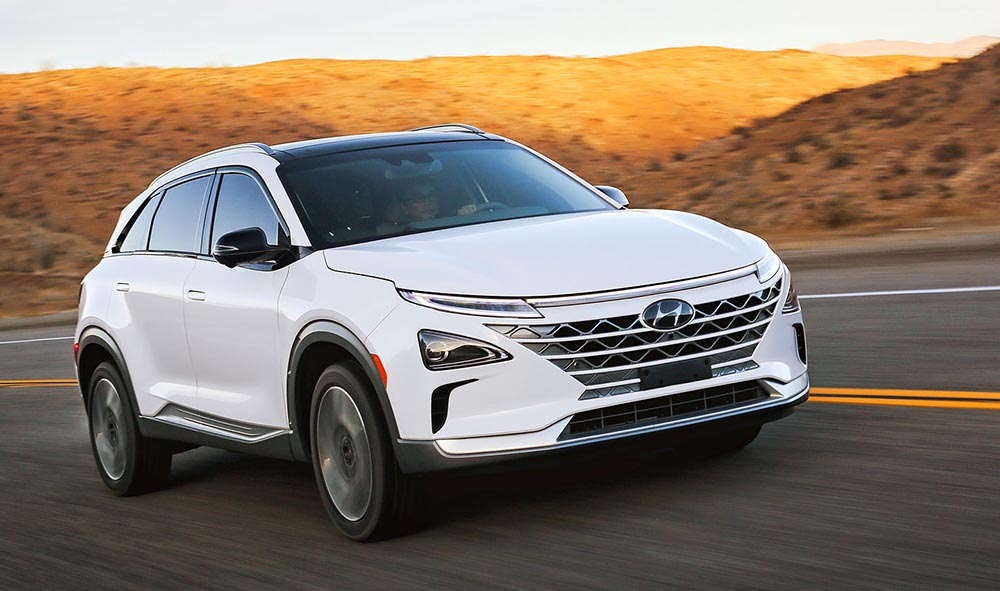 Новый Hyundai Nexo