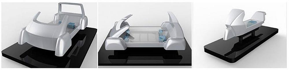 Модульная платформа Panasonic ePowertrain