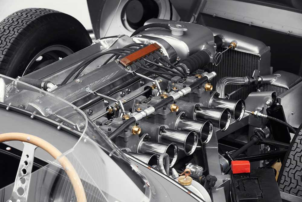 Двигатель культового автомобиля