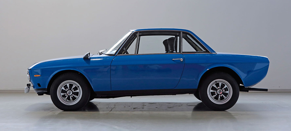 Lancia Fulvia Coupe Montecarlo