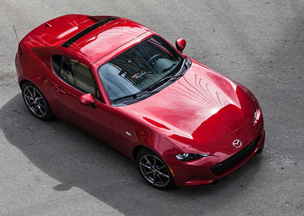 Автомобиль Mazda MX-5 Miata RF