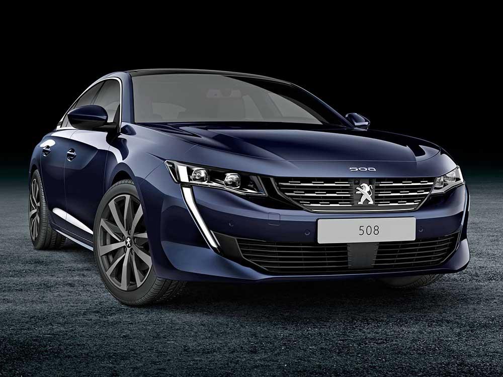 Новый Peugeot 508