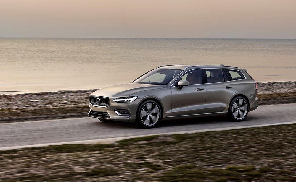 Пятидверный универсал Volvo V60