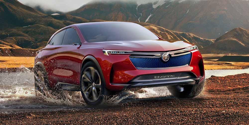 Кроссовер Buick Enspire