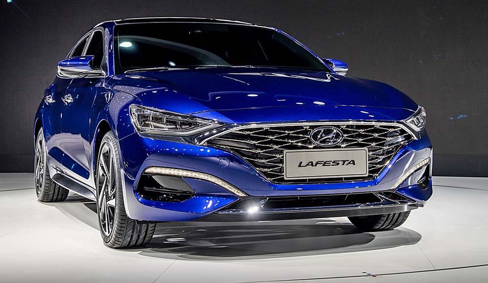 Седан Hyundai Lafesta