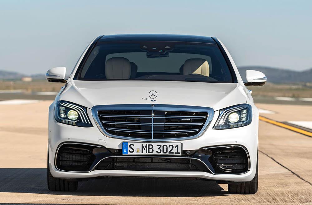 Mercedes-Benz класса S