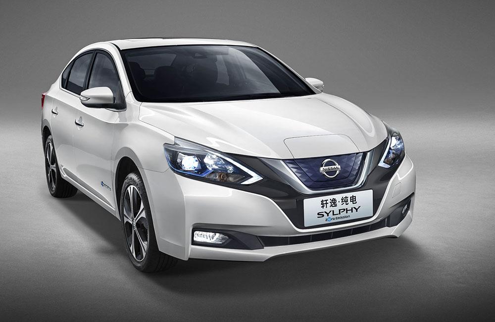Nissan Sylphy ZE
