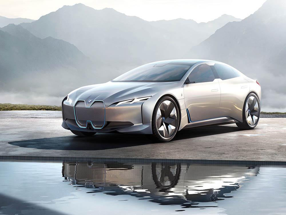 i4 будет повторять дизайн i Vision Dynamics