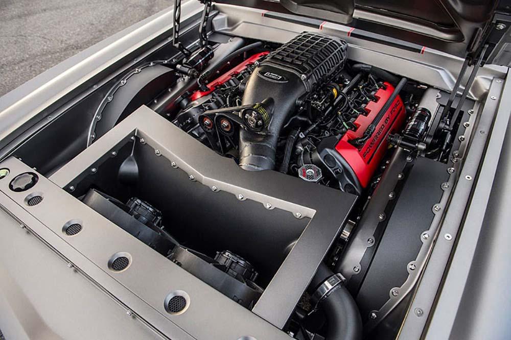 Двигатель мощностью 1000 л. с.