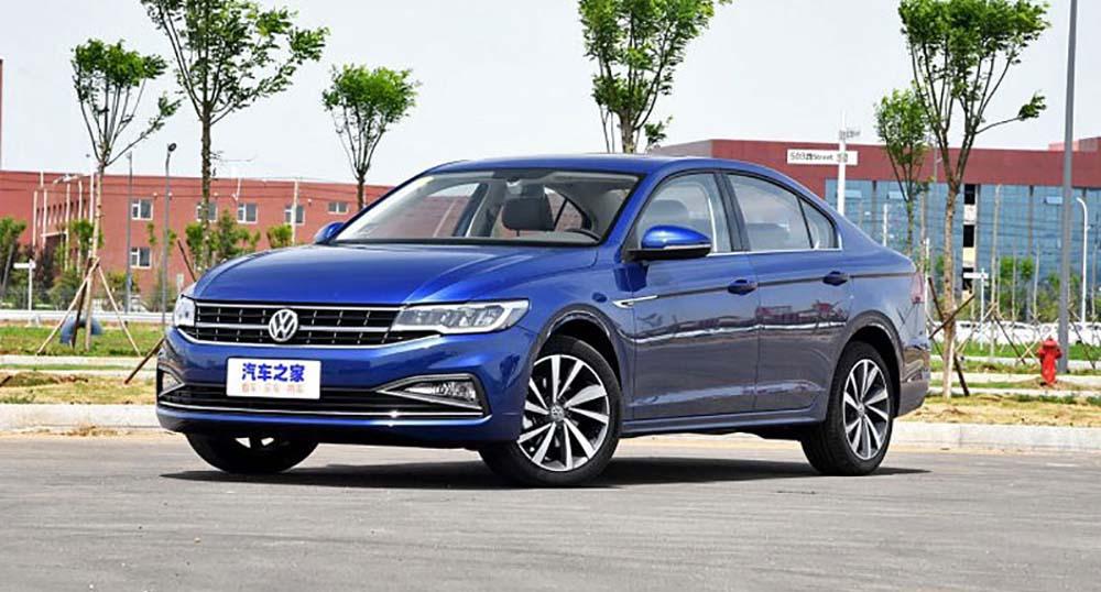 Новый седан FAW-Volkswagen