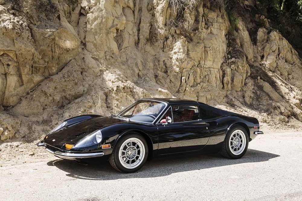 Ferrari Dino 246 GTS в качестве основы для модификации