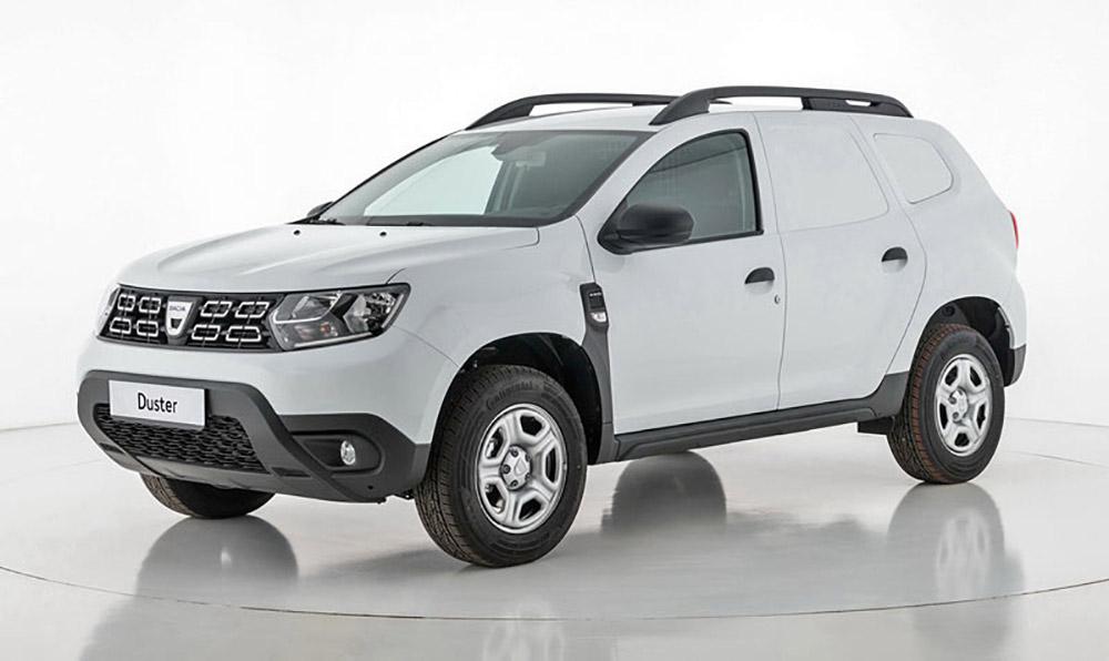 Фургон Dacia Duster Fiskal