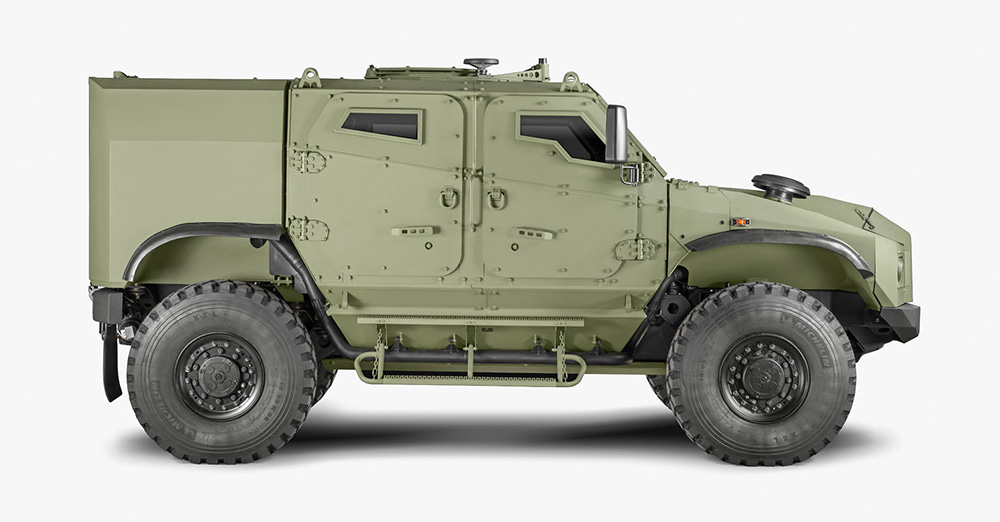Надёжная военная машина