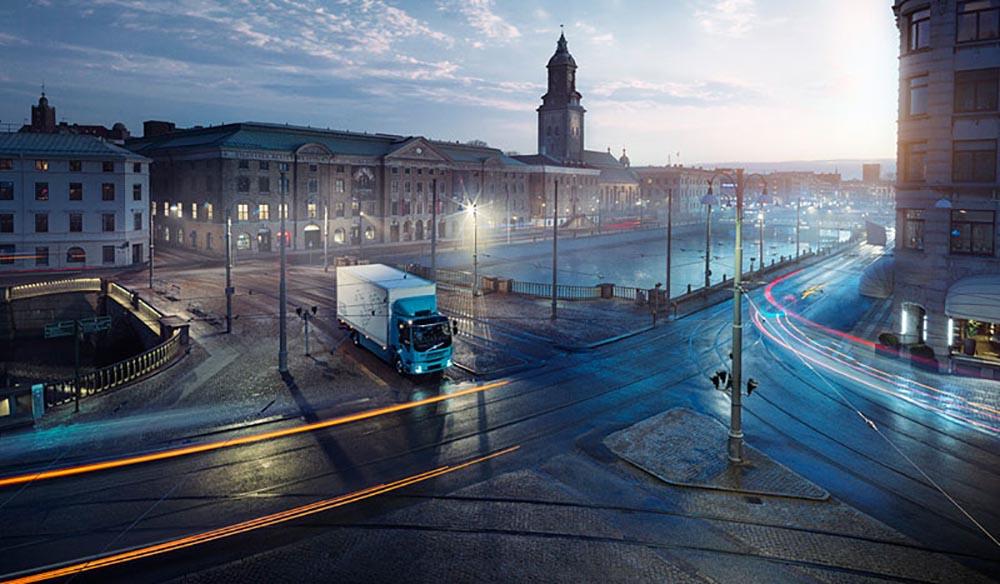 Предназначен для городской доставки более тяжёлых грузов