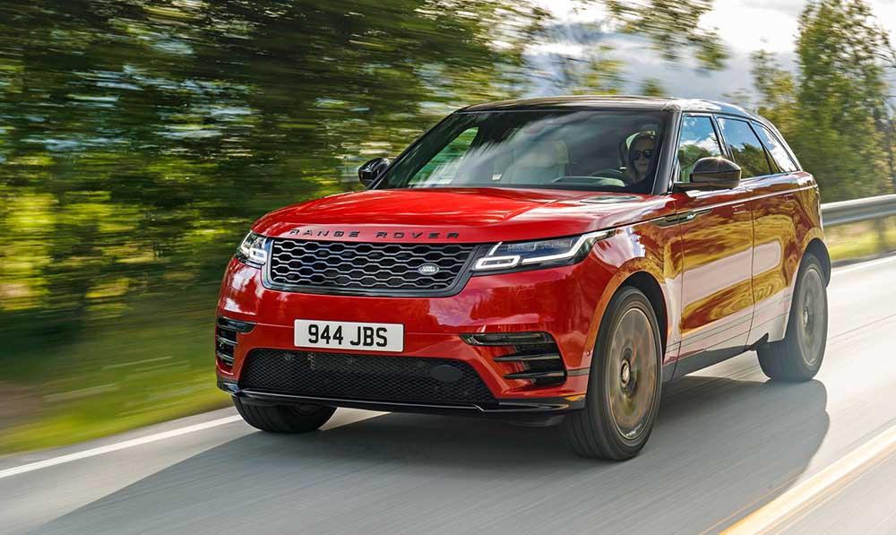 Range Rover Velar получит новые двигатели