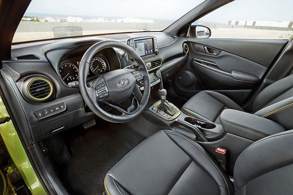 Рулевое управление, как и подвеска, получат больше спортивности