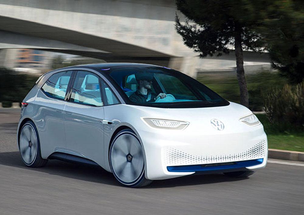 Volkswagen Neo уже близко