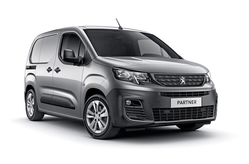 Автомобиль Peugeot Partner