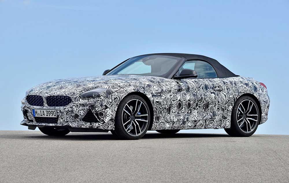 Версия BMW Z4 M40i будет самой динамичной