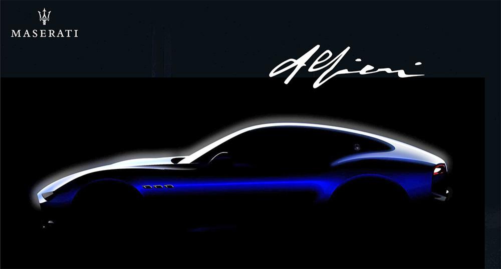 Концепт Maserati Alfieri