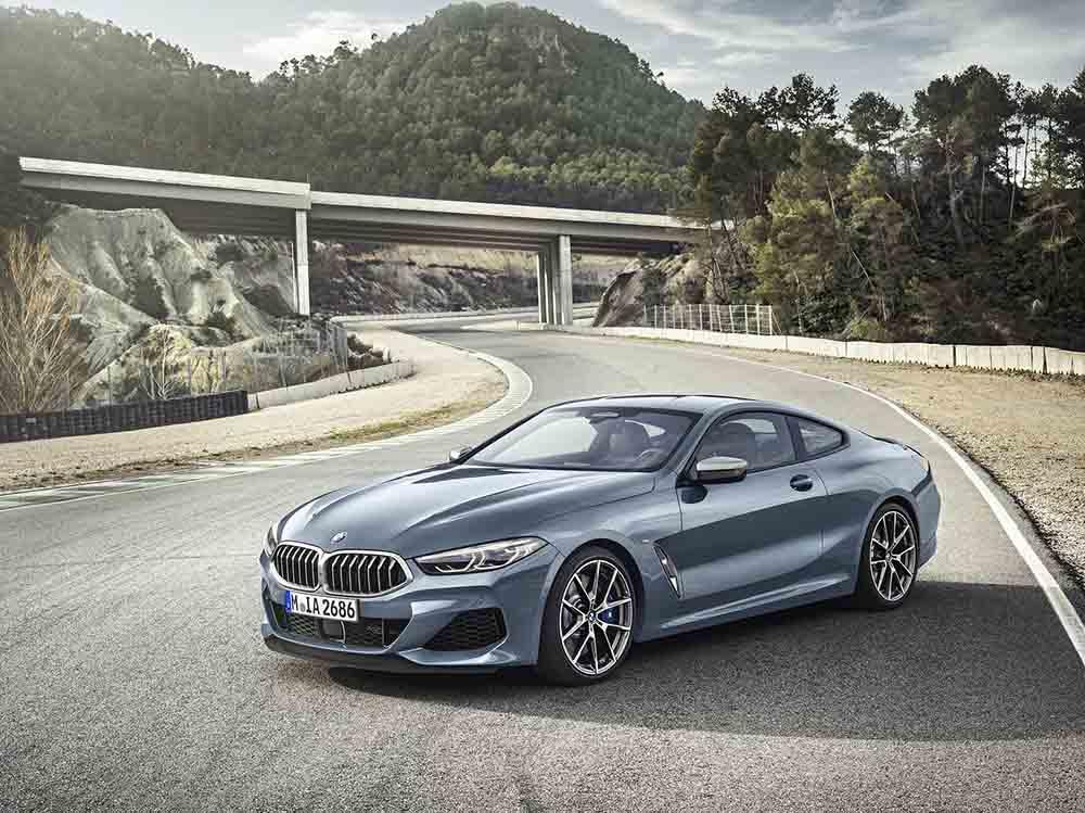 Новый BMW серии 8