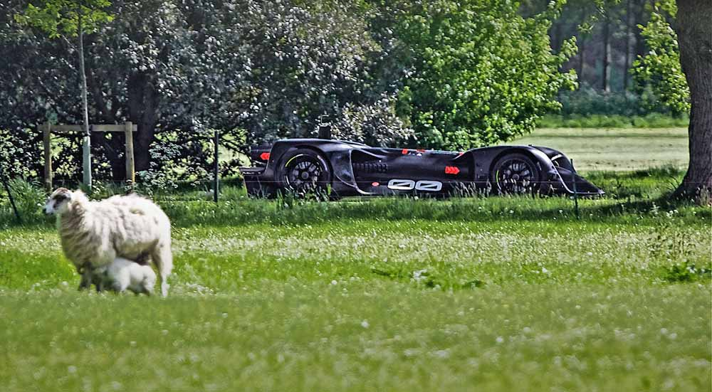 Robocar поучаствует в гонке в гору