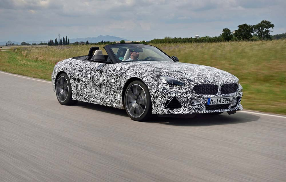 Родстер BMW Z4