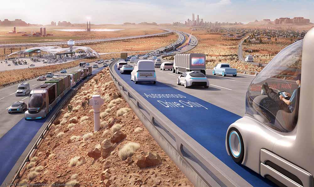 Компания хочет добиться полностью автономного управления грузовиками