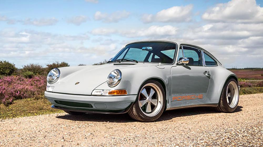 Theon Design ремонтирует классические Porsche 911