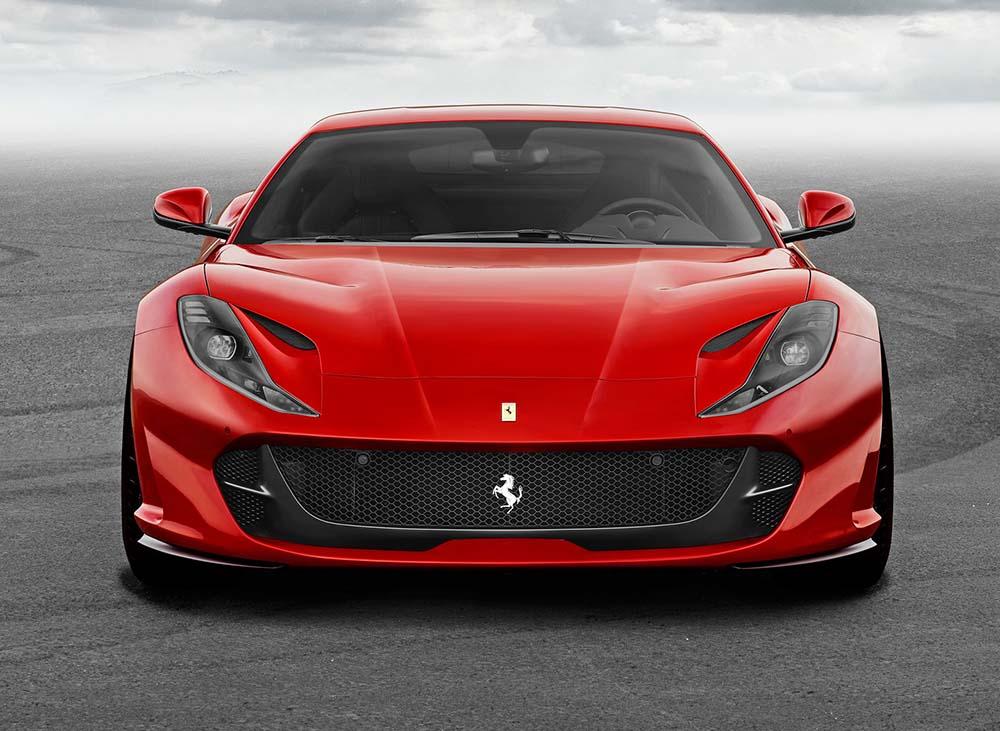 Ferrari 812 Superfast взята за основу