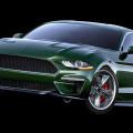 Steve McQueen Edition Bullitt Mustang
